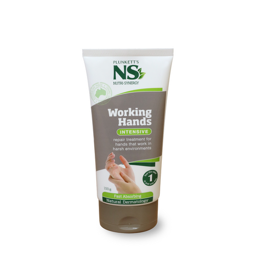 NS Working Hands Intensive 150g Nutri-Synergy Skincare SuperPharmacyPlus