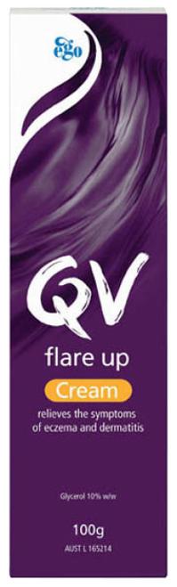 Ego QV Flare Up Cream 100g Ego Pharmaceuticals SuperPharmacyPlus