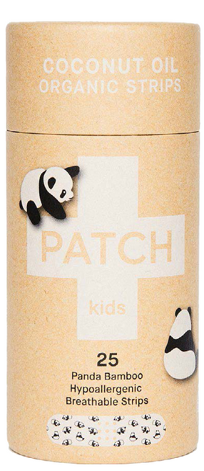 PATCH Coconut Oil Kids Bamboo Adhesives 25 Strips Nutricare SuperPharmacyPlus