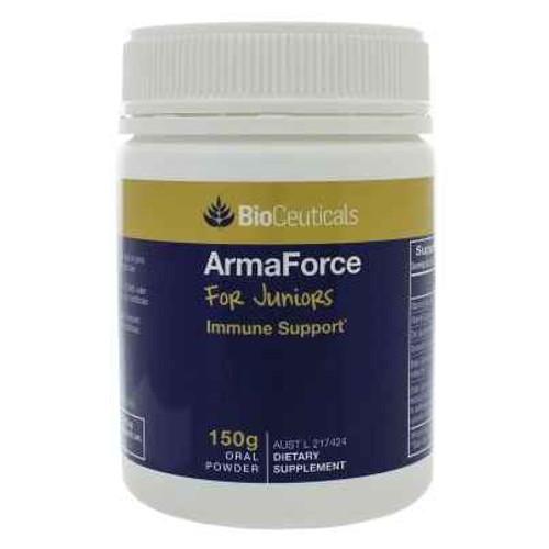 Bioceuticals Armaforce For Juniors Immune Support Powder 150g BioCeuticals SuperPharmacyPlus