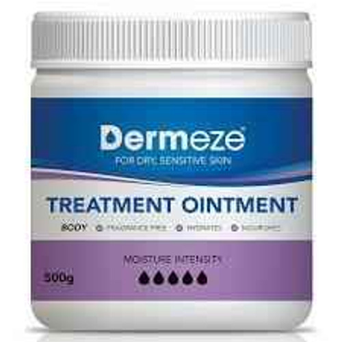Dermeze Treatment Ointment 500g Aspen SuperPharmacyPlus
