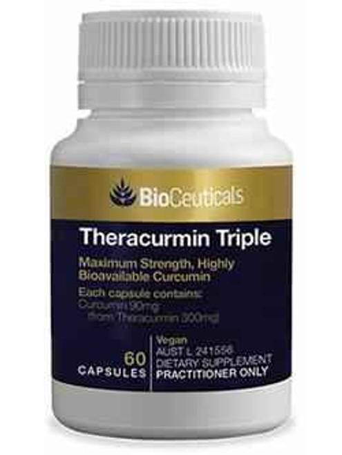 Bioceuticals Theracurmin Triple 60 Capsules BioCeuticals SuperPharmacyPlus
