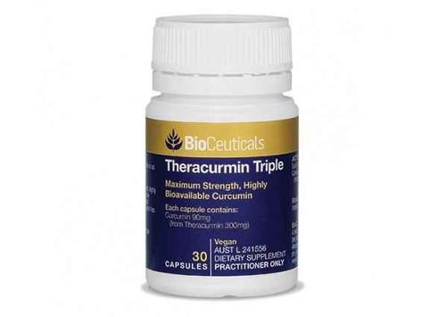 Bioceuticals Theracurmin Triple 30 Capsules BioCeuticals SuperPharmacyPlus