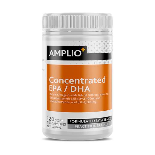 Amplio Concentrated EPA / DHA 240 Capsules Apotex Pty Ltd SuperPharmacyPlus
