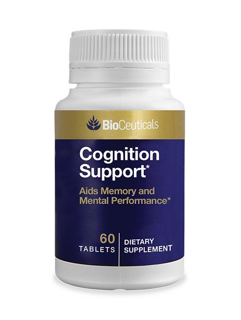Bioceuticals Cognition Support 60 Tablets BioCeuticals SuperPharmacyPlus