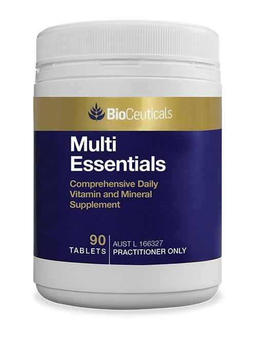 Bioceuticals Multi Essentials 90 Tablets BioCeuticals SuperPharmacyPlus