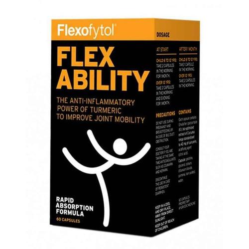Flexofytol Flex Ability 60 Capsules BOD Australia Pty Ltd SuperPharmacyPlus