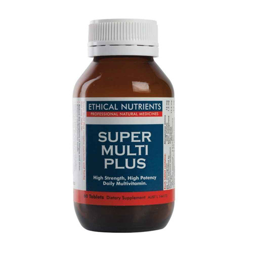 Ethical Nutrients Super Multi Plus 60 Tablets Ethical Nutrients SuperPharmacyPlus