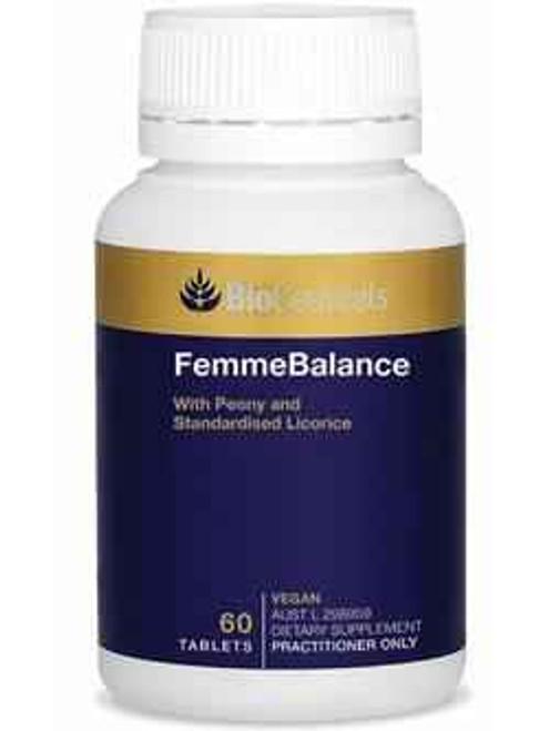 Bioceuticals FemmeBalance 60 Tablets BioCeuticals SuperPharmacyPlus