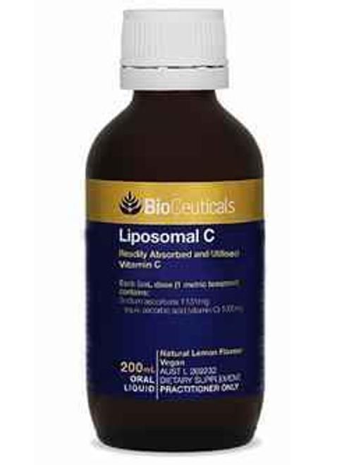 Bioceuticals Liposomal C 200 mL BioCeuticals SuperPharmacyPlus