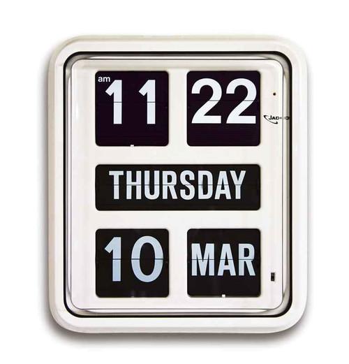 Clock or Jadco Day of the week Flip Clock Jadco SuperPharmacyPlus
