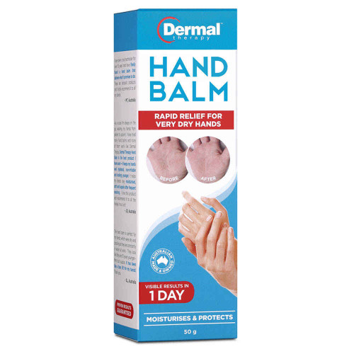 Dermal Therapy Hand Balm 50g Dermal Therapy SuperPharmacyPlus