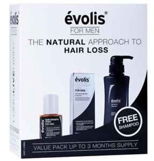 Evolis Mens Starter Pack Evolis SuperPharmacyPlus