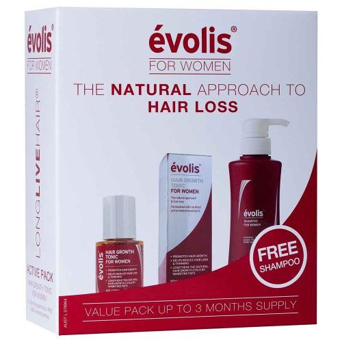 Evolis Womens Starter Pack Evolis SuperPharmacyPlus