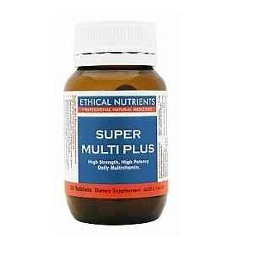 Ethical Nutrients Super Multi Plus 30 Tablets Ethical Nutrients SuperPharmacyPlus