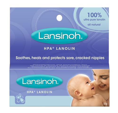 Lansinoh HPA Lanolin 15g tube Lansinoh SuperPharmacyPlus