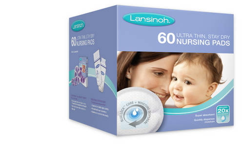 Lansinoh Nursing Pads 60 pack Lansinoh SuperPharmacyPlus