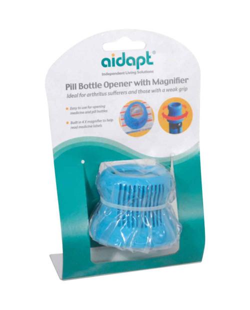Aidapt Pill Bottle Opener with Magnifier Aidapt SuperPharmacyPlus