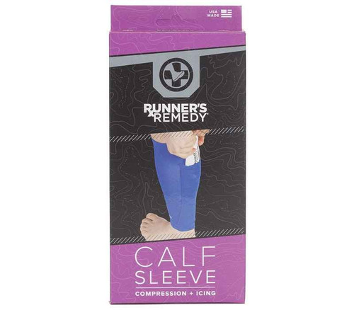 Runners Remedy - Calf Sleeve Recovery Wrap Runners Remedy SuperPharmacyPlus