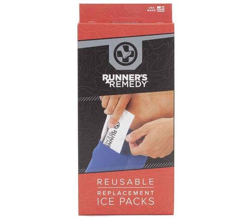 Runners Remedy - Replacement Ice Packs Runners Remedy SuperPharmacyPlus