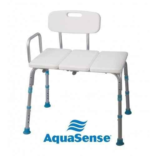 Aquasense Bath Transfer Bench Aquasense SuperPharmacyPlus
