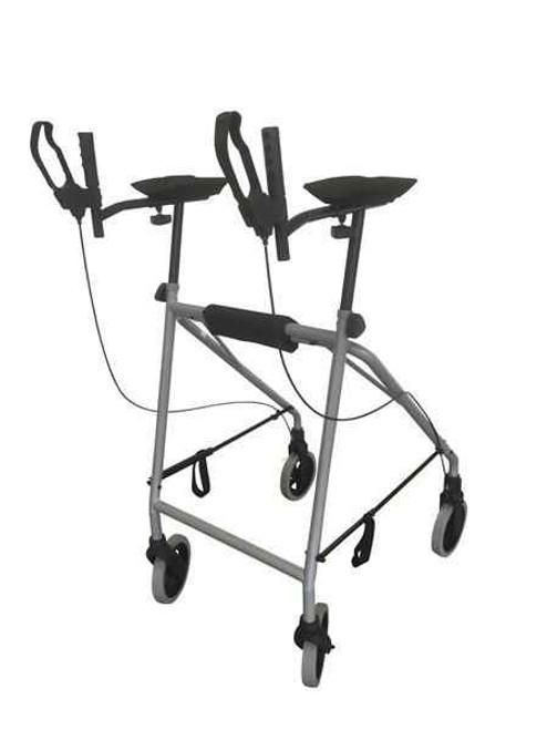 Gutter walker with handbrakes SuperPharmacyPlus