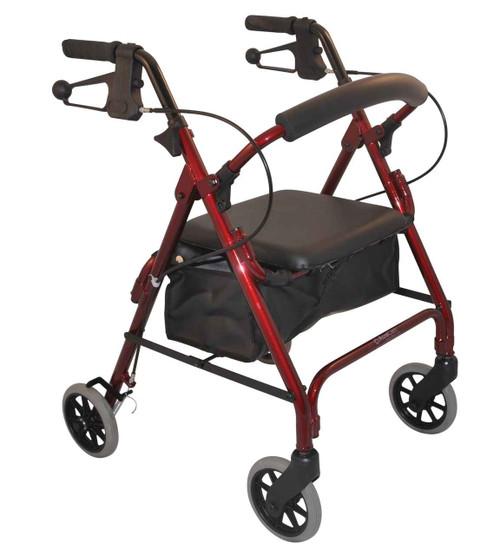 Compact Rollator Seat Walker Days SuperPharmacyPlus