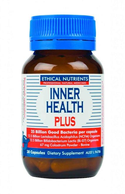 Ethical Nutrients Inner Health Plus 30 Capsules Ethical Nutrients SuperPharmacyPlus