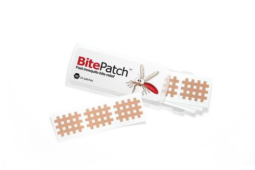 BitePatch Mosquito Bite Relief Patch Skin 24 Pack BitePatch SuperPharmacyPlus