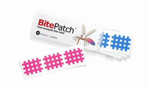 BitePatch Mosquito Bite Relief Patch Colours 24 Pack BitePatch SuperPharmacyPlus