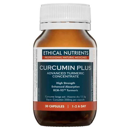 Ethical Nutrients Curcumin Plus 30 Capsules Ethical Nutrients SuperPharmacyPlus