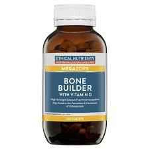 Ethical Nutrients Megazorb Bone Builder with Vitamin D 120 Tabs Ethical Nutrients SuperPharmacyPlus