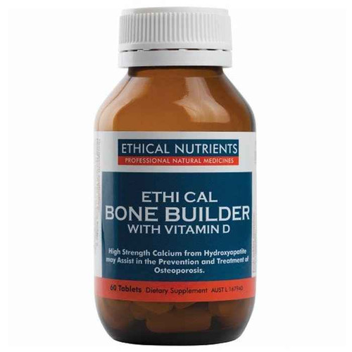 Ethical Nutrients Megazorb Bone Builder with Vitamin D 60 Tabs Ethical Nutrients SuperPharmacyPlus