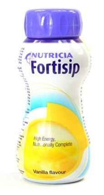 Fortisip Vanilla 200ml Bottle Nutricia Australia SuperPharmacyPlus
