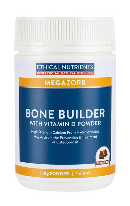 Ethical Nutrients Bone Builder with Vitamin D Powder 150g Ethical Nutrients SuperPharmacyPlus