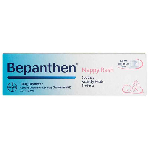 Bepanthen Ointment 100G Bayer SuperPharmacyPlus