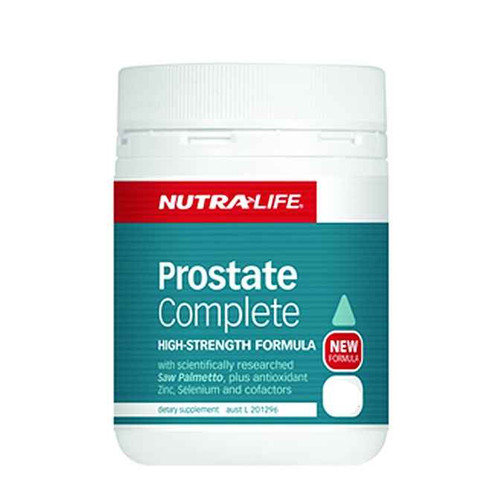 Nutralife Prostate Complete 100 Capsules NUTRALIFE SuperPharmacyPlus