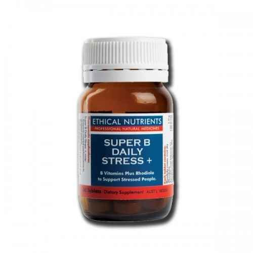 Ethical Nutrients Super B Daily Stress 30 Tablets Ethical Nutrients SuperPharmacyPlus