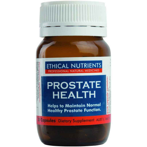 Ethical Nutrients Prostate Health 30 Capsules Ethical Nutrients SuperPharmacyPlus