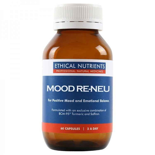 Ethical Nutrients Mood Re-Neu 60 Capsules Ethical Nutrients SuperPharmacyPlus