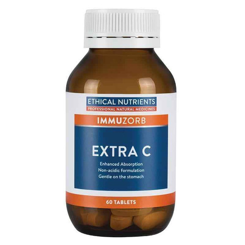 Ethical Nutrients IMMUZORB Extra C 60 Tablets Ethical Nutrients SuperPharmacyPlus