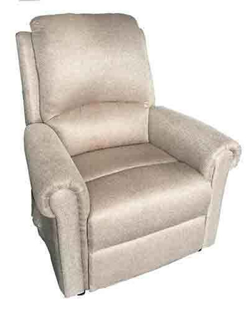 Oxford Rise Recline Chair Wall Saver Single Motor Rehab and Mobility Wholesalers SuperPharmacyPlus