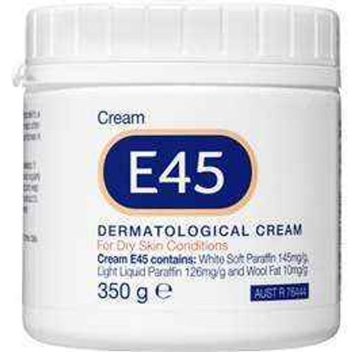 E45 Dermatological Cream 350g E45 SuperPharmacyPlus