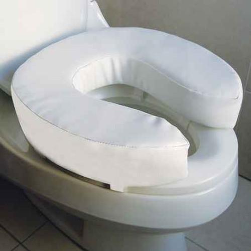 Raised Toilet Seat - Soft PQUIP SuperPharmacyPlus