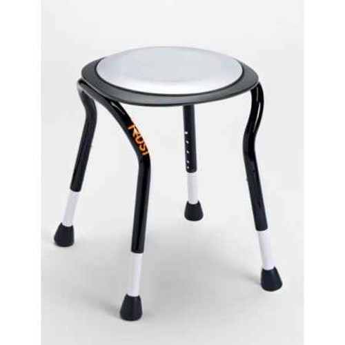 Trustcare Frisbee Shower Stool Rotating Seat or Wt Cap 150kg TrustCare SuperPharmacyPlus