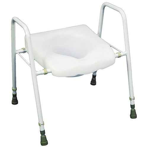 Over Toilet Aid - Width Adjustable or Wt Cap 190kg Aidapt SuperPharmacyPlus