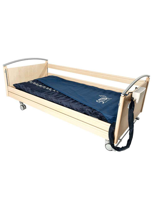 Smik Care Bed Overlay Alternating Pressure Mattress and Pump System or Wt Cap 150kg Smik Healthcare SuperPharmacyPlus