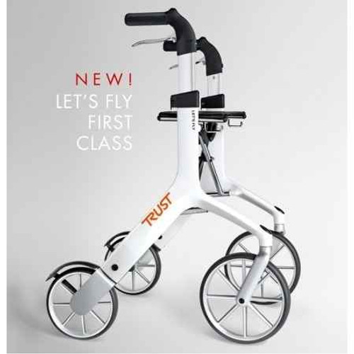 Trustcare Lets Fly Rollator X-Frame TrustCare SuperPharmacyPlus