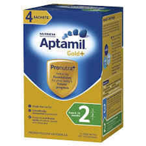 Aptamil Gold Pronutra Follow On Sachet 4x30g Karicare SuperPharmacyPlus