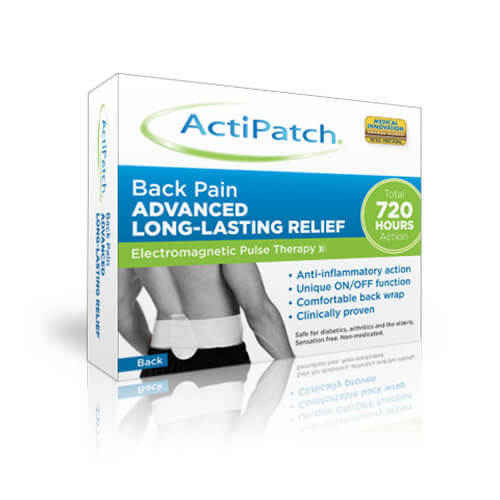 Actipatch Back Pain Relief Device ActiPatch SuperPharmacyPlus